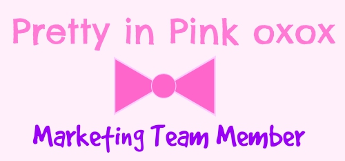 Pretty in Pink oxox Marketing Team Member